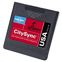 Lonely Planet CitySync USA Springboard Module
