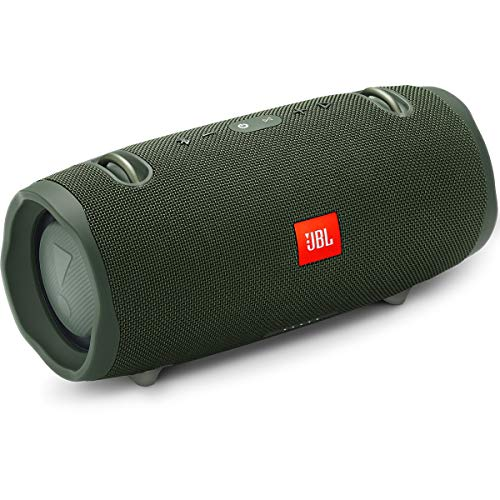 (JBL Xtreme 2 Waterproof portable Bluetooth speaker  -Green)