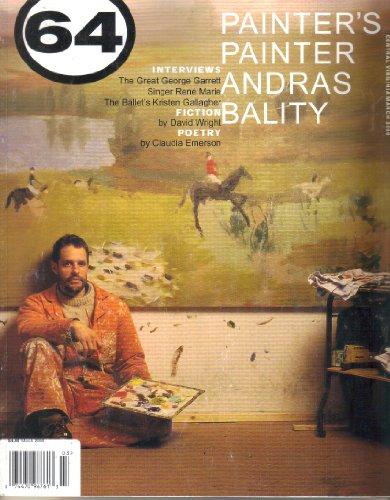 64 Magazine, Art Culture Virginia, Vol. 1, Issue 2 (March, 2000)