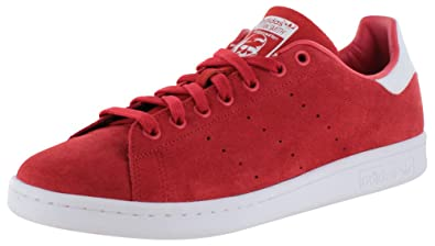 Adidas Stan Smith Men US 13 Red Athletic Sneakers UK 12.5 EU 48