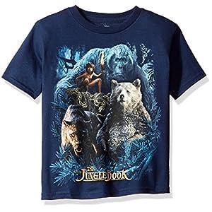Disney Boys' Jungle Book Short Sleeve T-Shirt