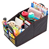Lusso Gear Car Seat Organizer for Front or Backseat