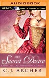 img - for Her Secret Desire (A Novel of Lord Hawkesbury's Players) book / textbook / text book