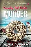 Crunchy Nut Fudge & Murder: An Oceanside Cozy Mystery Book 61