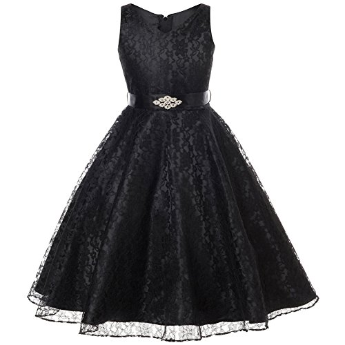 Buy black lace dress 16 - 3