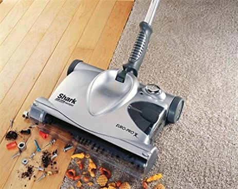 Shark Vx3 Cordless Floor And Carpet Sweeper Reviews