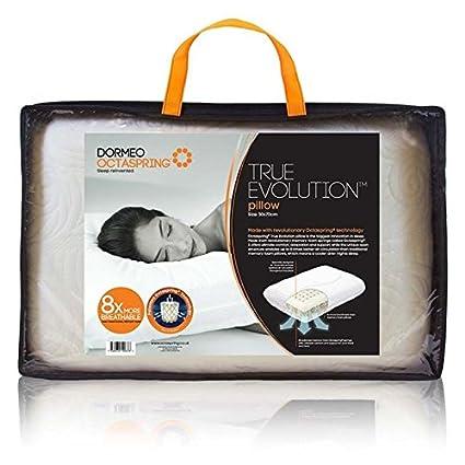 Dormeo Octaspring True Evolution Memory Foam Pillow  Amazon.co.uk  Kitchen    Home 75849365af
