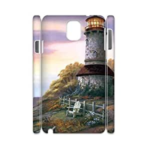 Lighthouse Design Unique Customized 3D Hard Case Cover for Samsung Galaxy Note 3 N9000, Lighthouse Galaxy Note 3 N9000 3D Cover Case