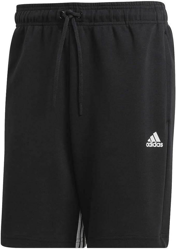 adidas - Pantalones Cortos para Hombre Verde Colegiado/Blanco 50: Amazon.es: Ropa y accesorios