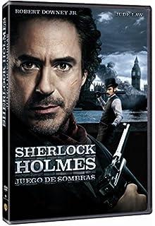 Pack: Sherlock Holmes 1+2 [DVD]: Amazon.es: Robert Downey Jr., Jude Law, Jared Harris, Guy Ritchie, Robert Downey Jr., Jude Law, Bruce Berman: Cine y Series TV