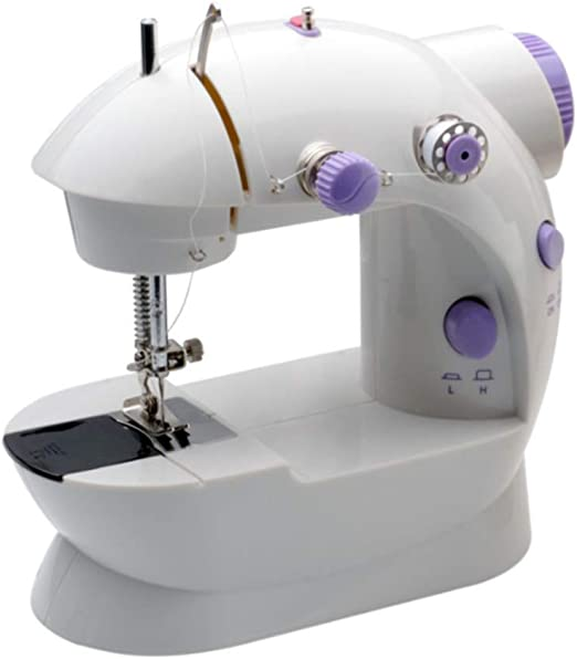 GSKTY Máquina de coser Mini casa multifunción máquina de coser ...