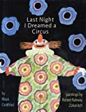Last Night I Dreamed a Circus, Maya Gottfried, 0375823883