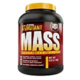 Mutant Mass, Whey Protein Weight Gainer and Muscle Builder, Triple Chocolate, 6 Pound