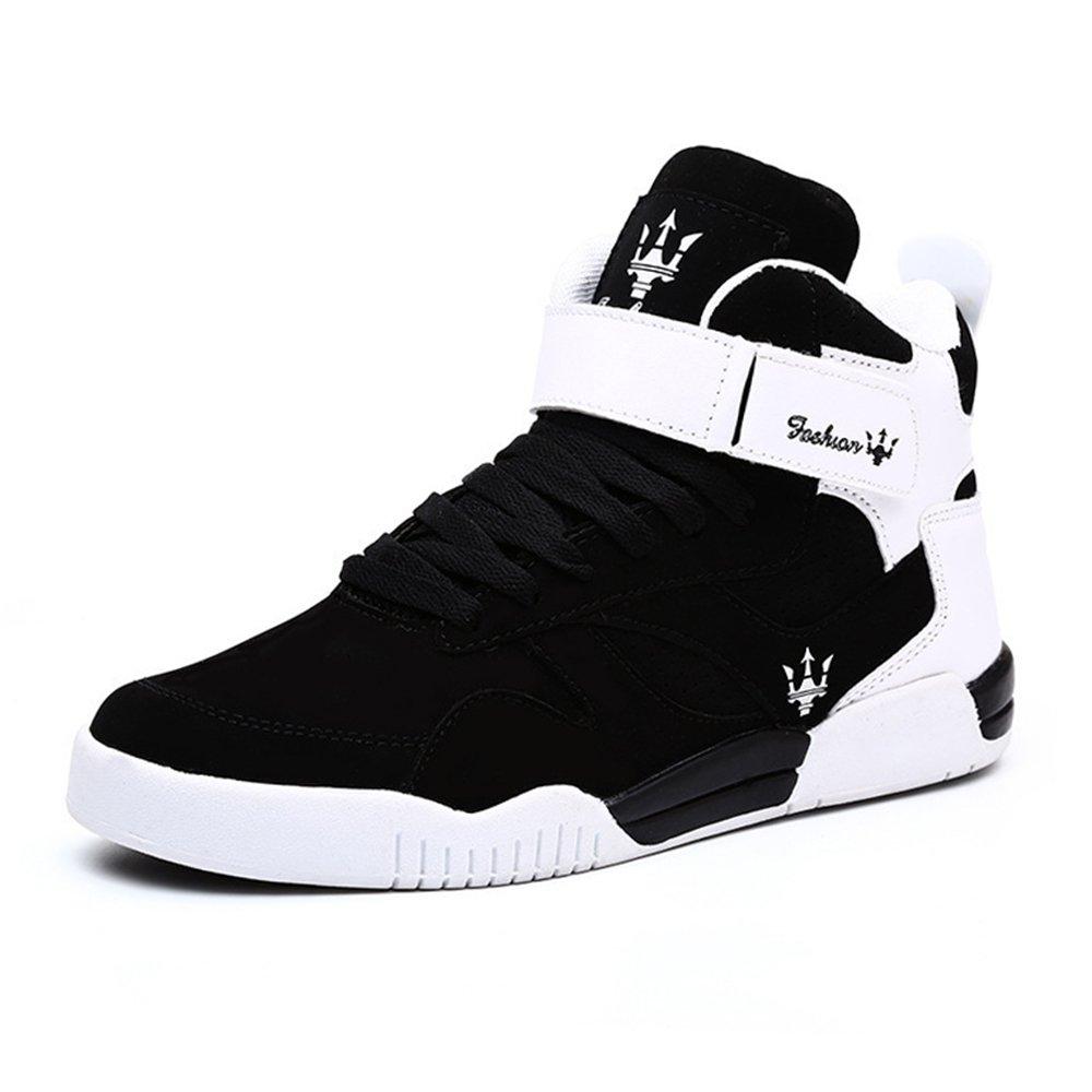 TALLA 42 EU. MUOU Zapatos Hombre Sneaker Deportivos Hombres Zapatos Casuales con Cordones Zapatillas Deporte Hombres de Moda