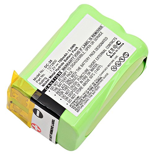 G3 Exp Electronic - Tri-Tronics 1281100 REV B Battery