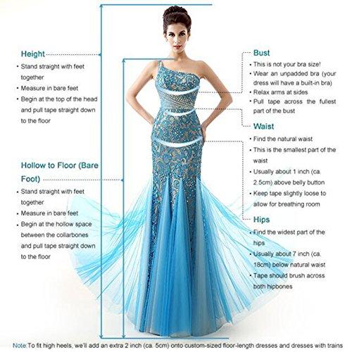 Quinceanera Damen Rückseite Jewel Sheer Lacy Ballkleid zweiteiliges Kristall Kleid Aufnäher engerla aufreihmaterialien Marineblau xEvUUq