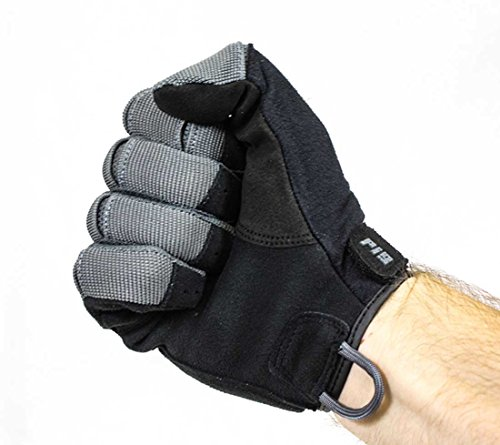 PIG Full Dexterity Tactical (FDT) Alpha Gloves - Carbon Grey - 2X-Large … by PIG (Image #4)