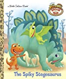 The Spiky Stegosaurus (Dinosaur Train) (Little Golden Book)