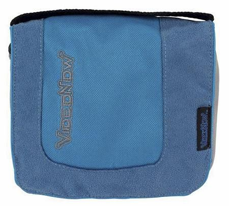 Videonow Blue Player Carry Case