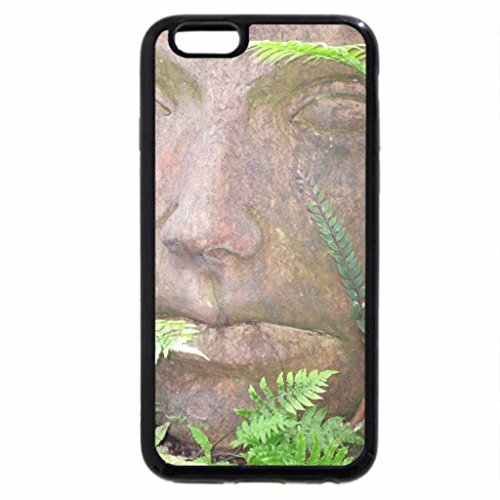 iPhone 6S / iPhone 6 Case (Black) Face at the garden