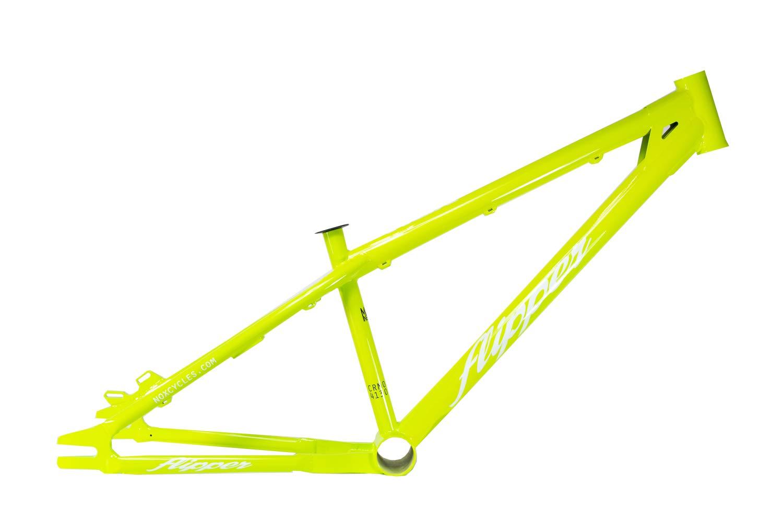 26 Zoll NOX Flipper Dirt Street Bike Fahrrad Rahmen Stahl CRMO4130 Frame Rh 32cm