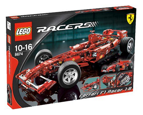 lego technic ferrari images galleries with a bite. Black Bedroom Furniture Sets. Home Design Ideas