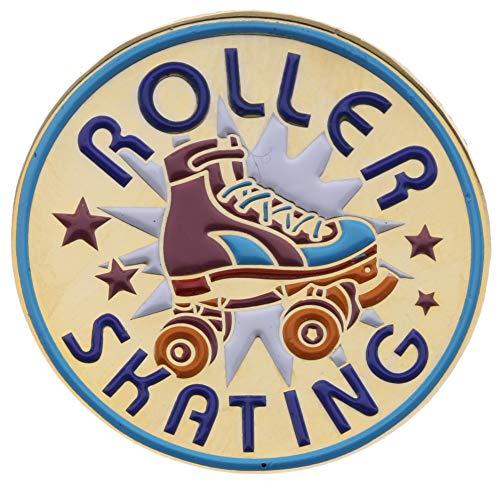 Roller Skating Hat or Lapel Pin AVA0252