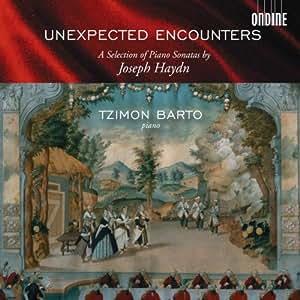 Unexpected Encounters -Tzimon Barto-