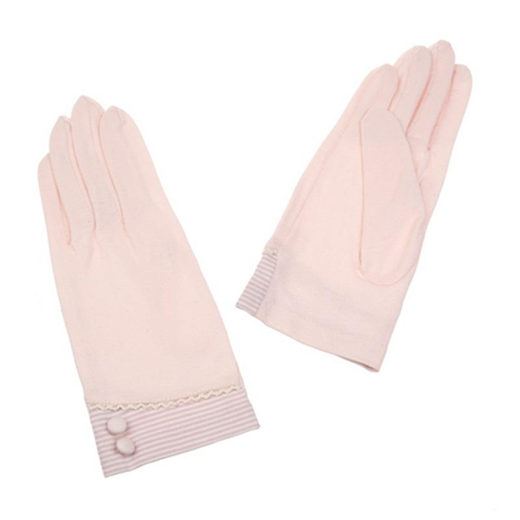 Kenmont Women's Short Uv Protection Sun Driving Gloves KM-2965-01