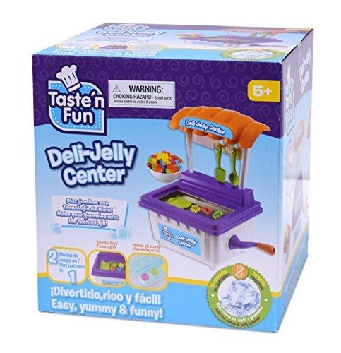 ofreciendo 100% Taste'n Fun Deli-Jelly Center Kit by by by Taste'n Fun  selección larga