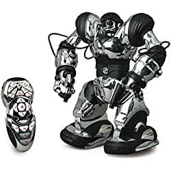 WowWee Robosapien Toy, Chrome/Silver