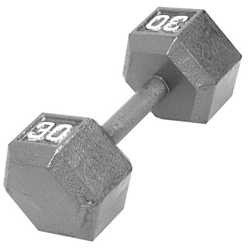 CAP Barbell Solid Dumbbell Single