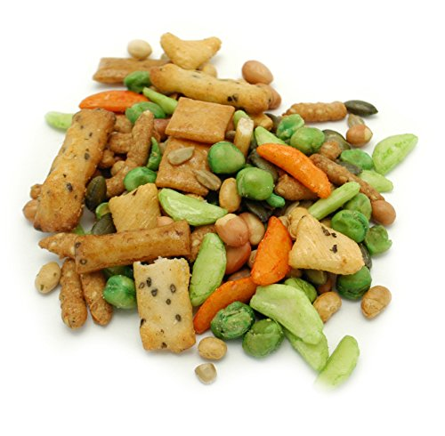 Weaver Nut Oriental Party Mix (1 LB.)