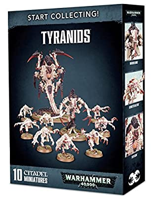 Start Collecting! Tyranids Warhammer 40,000 by Games Workshop from Games Workshop