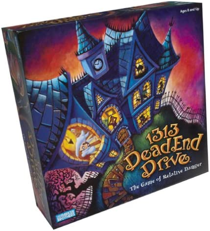 B00005YXWL 1313 Dead End Drive - Board Game 51KJV1QJXKL.
