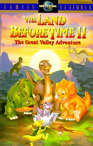 The Settle on Before Time II - The Great Valley Adventure [VHS]