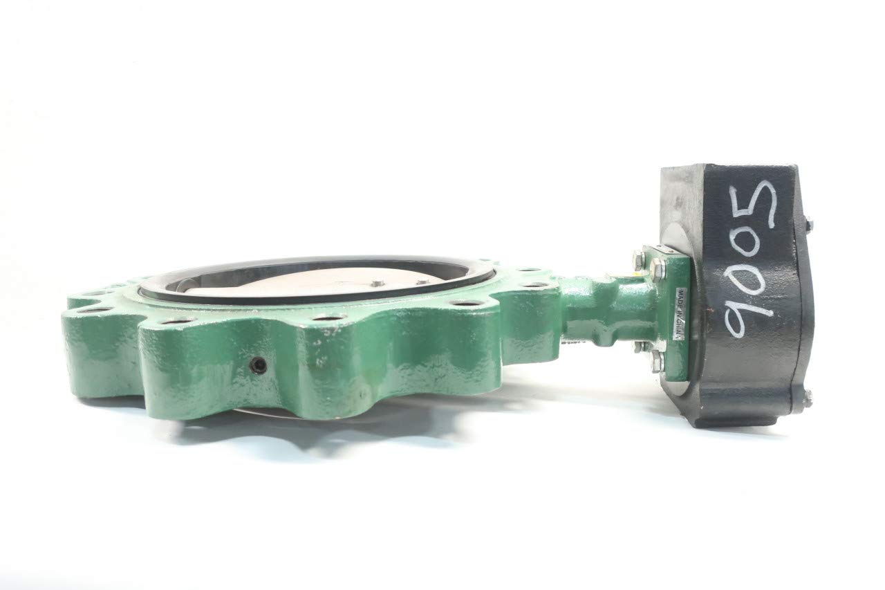 Center LINE 61 Series 200 Manual Steel FLANGED 10IN Butterfly Valve 200PSI
