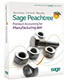 Sage Peachtree Premium Accounting For Manufacturing 201 фото