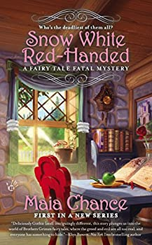 Snow White Red-Handed 0425271625 Book Cover
