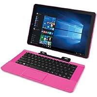 RCA W116V2 PK Cambio 11.6 2-in-1 Tablet 32GB Intel Quad Core Windows 10
