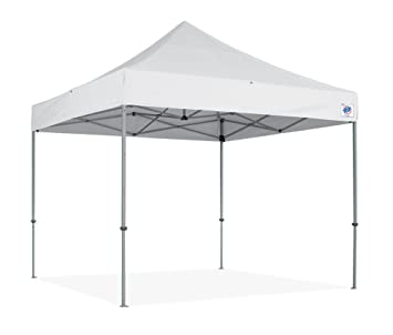 E-Z UP Eclipse Instant Shelter Canopy with Aluminum Frame 10 by 10u0027 White  sc 1 st  Amazon.com & Amazon.com : E-Z UP Eclipse Instant Shelter Canopy with Aluminum ...