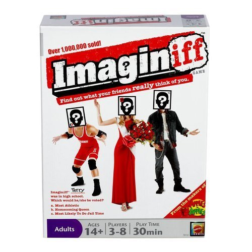 Imaginiff Game [並行輸入品] B07SFVPJMX