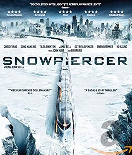 Amazon Com Snowpiercer Blu Ray 3d 4k Movies Tv