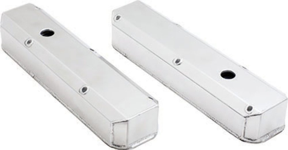 Amazon.com: Mopar SB Fabricated Aluminum Long Bolt Valve Covers 318 ...