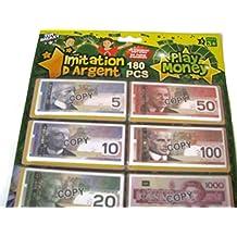 Canadian Play Money, imitation de argent
