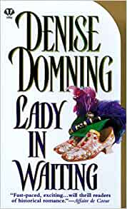 Lady in waiting book paperback