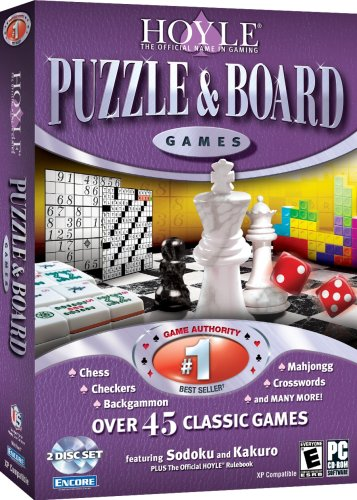 Buy Hoyle Puzzle Board Games Online At Low Prices In India Encore Video Games Amazon In