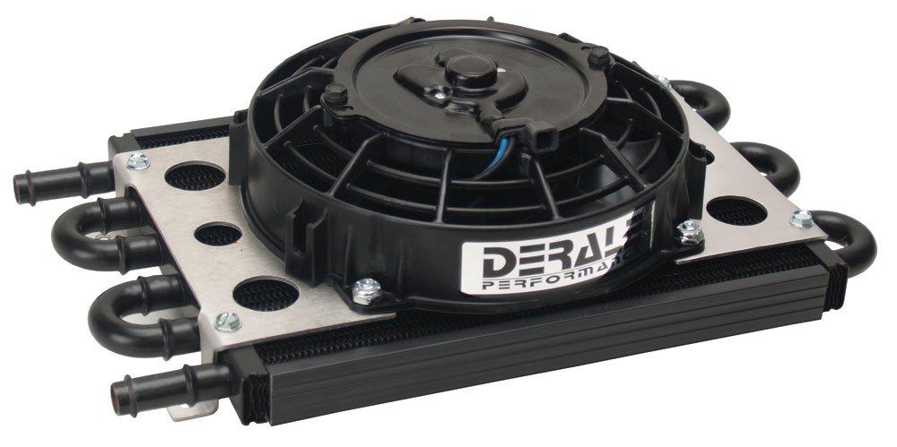 Derale 13730 Econo-Cool Remote Cooler