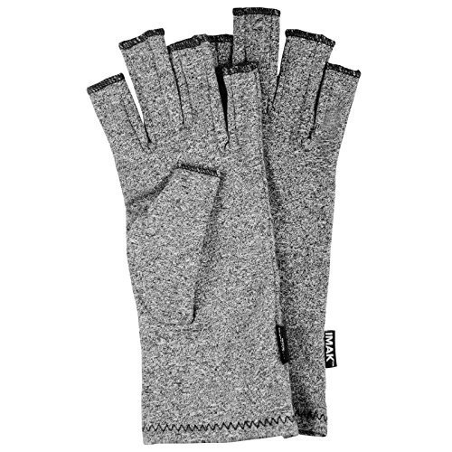 IMAK Compression Arthritis Gloves Small 1 pair by Imak
