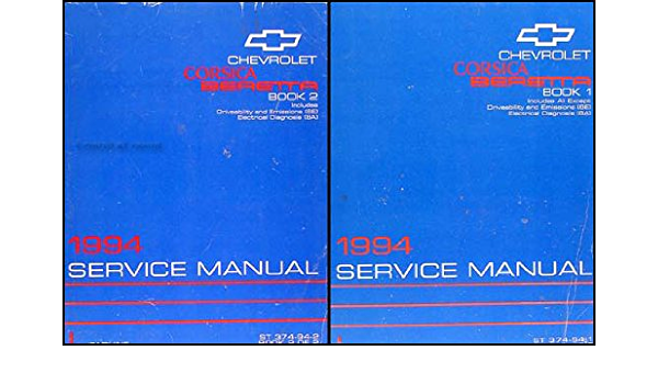 research.unir.net 1994 GM Chevrolet Chevy Corsica & Beretta ...